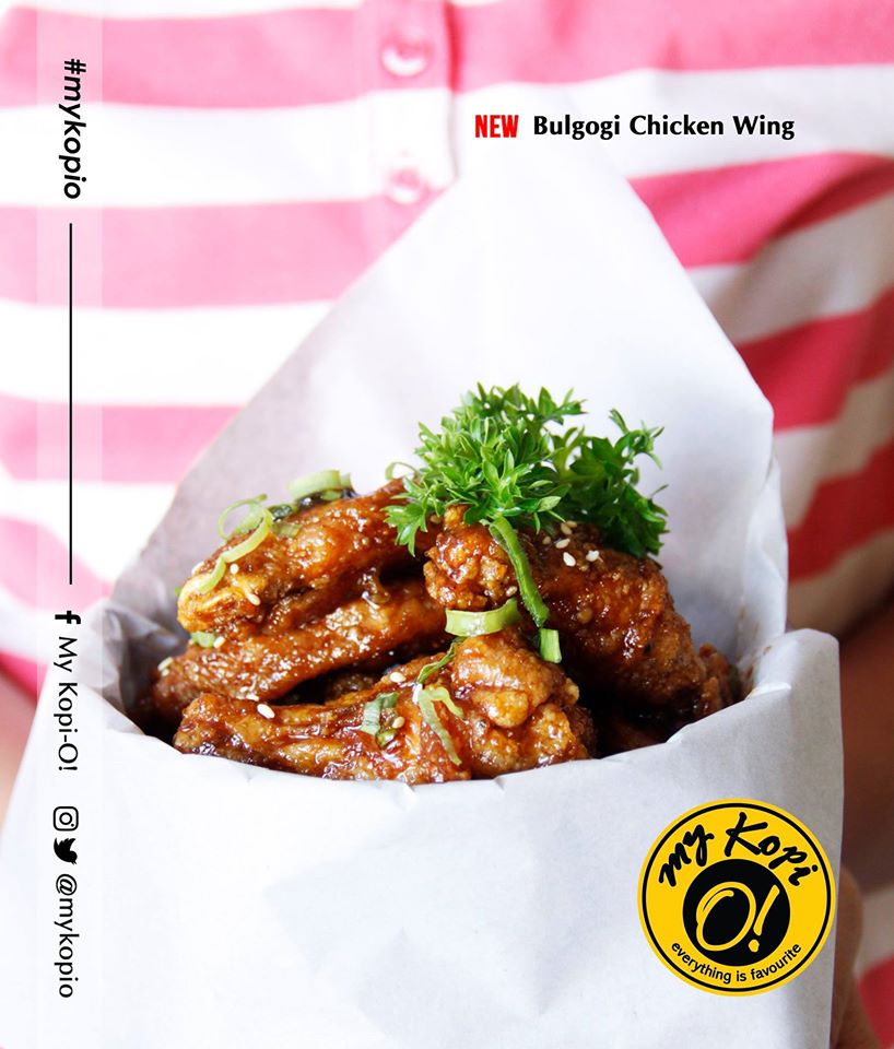 Bulgogi Chicken Wing