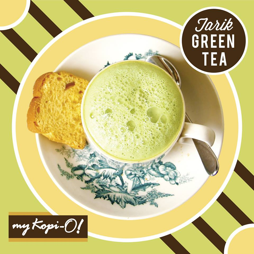 Green Tea Tarik