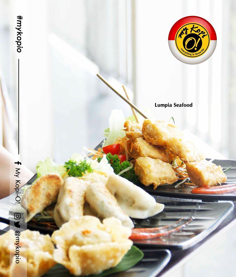 Lumpia Seafood